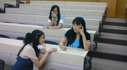 大学生活☆