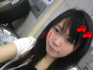 車の修理☆